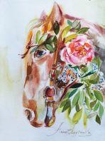 Лошадка Бохо