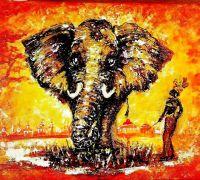 Музыкальный слон