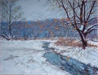 Зимние краски декабря