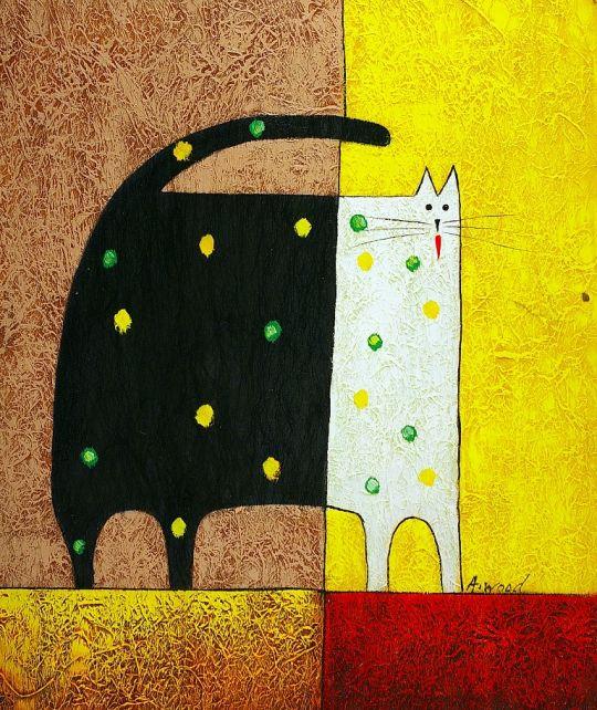"""""""Кошка, которая гуляет сама по себе"""""""