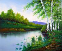 """""""Тихая река"""""""