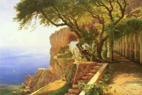 Пергола в Амальфи