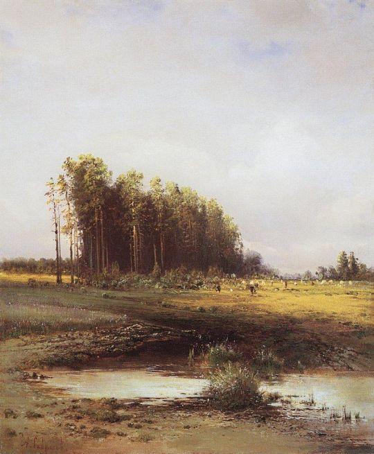 Лосиный остров в Сокольниках2
