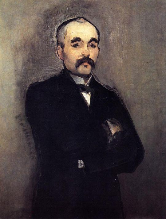 Портрет Клемансо