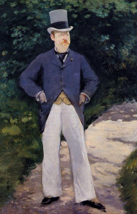 Портрет господина Бруна
