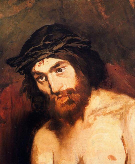 Голова Христа
