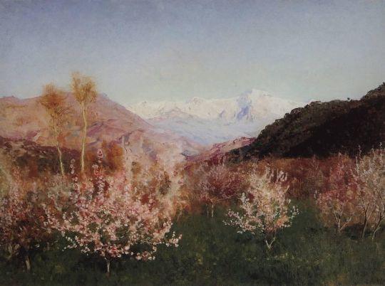 Весна в Италии1.