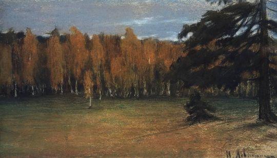 Осенний пейзаж2