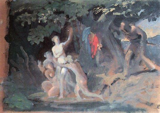 Гилас и нимфы.