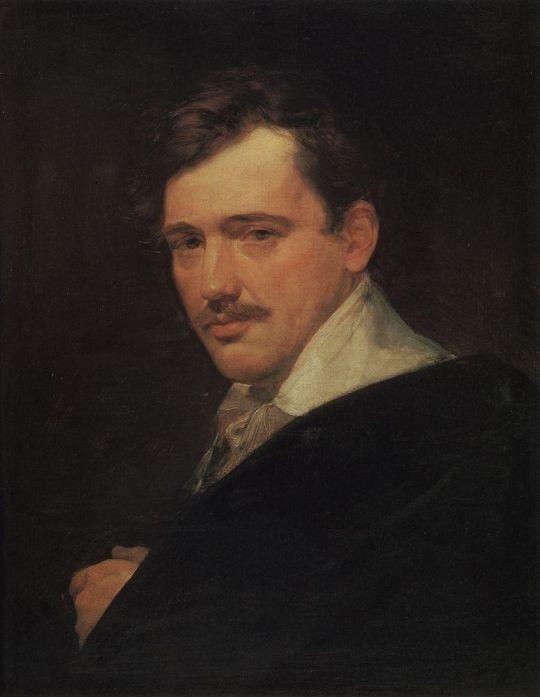 Портрет А.Н.Львова.