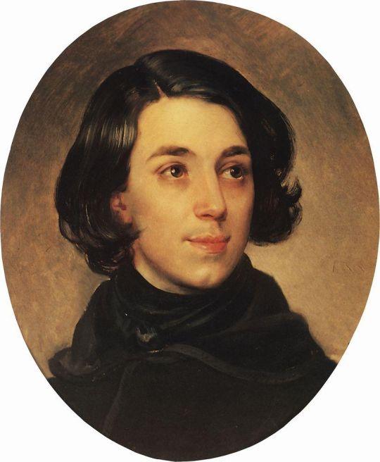 Портрет архитектора И.А.Монигетти.