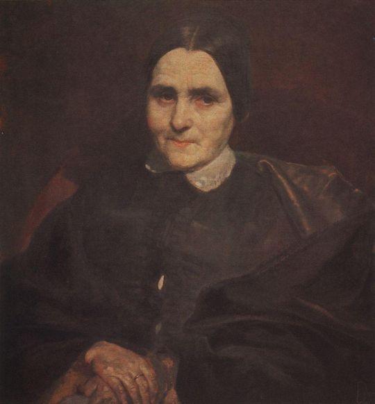 Портрет Екатерины Титтони.