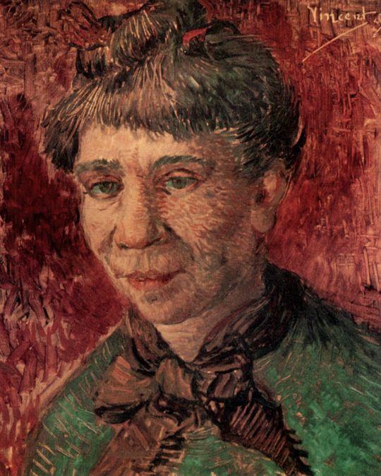 Портрет Мадам Танги