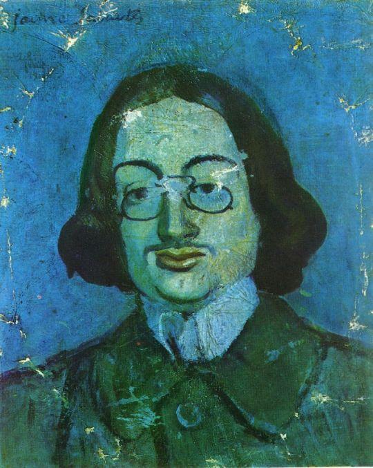 Портрет Хайме Сабартеса