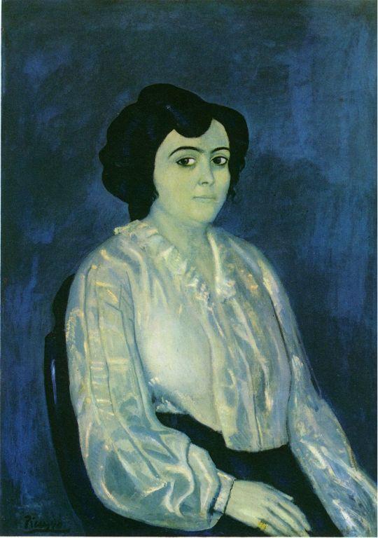 Портрет мадам Солер