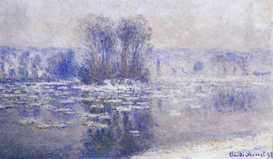 Айсберг в Бенекурте