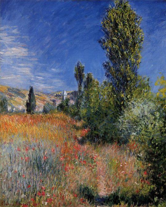 Пейзаж в Иль-Сен-Мартен