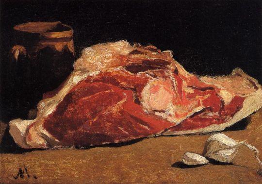 Натюрморт с мясом