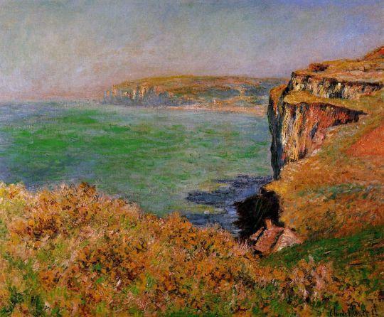 Скалы Варенгвий, порыв ветра