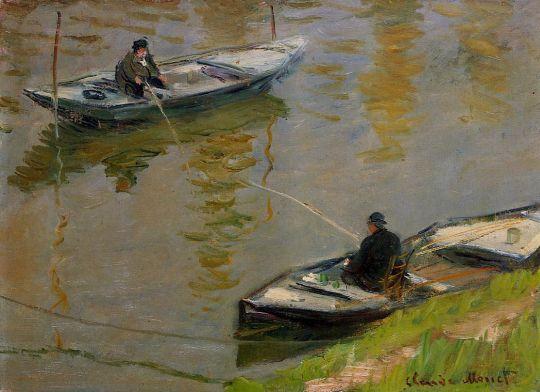 Два рыболова