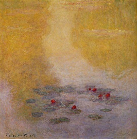 Водяные лилии 2
