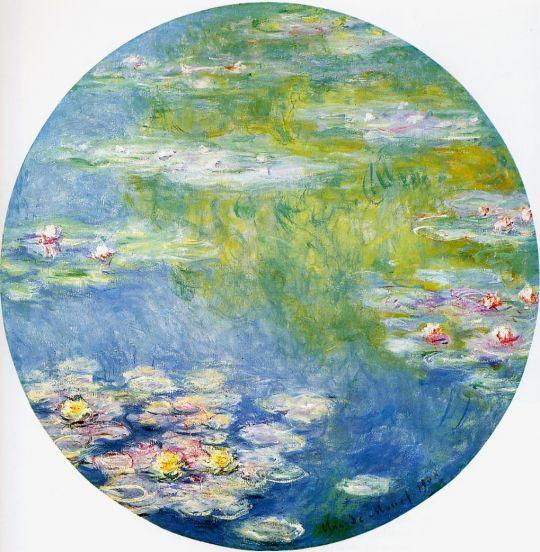 Водяные лилии 4