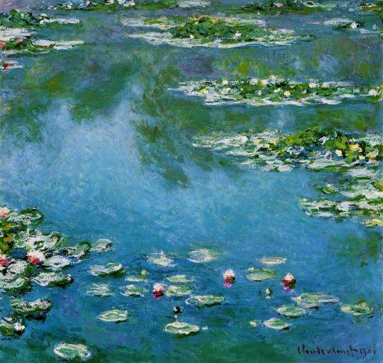 Водяные лилии 7