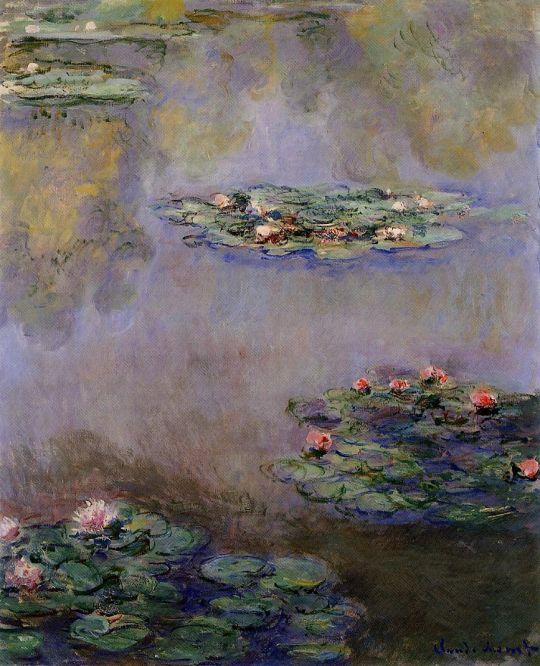 Водяные лилии 18