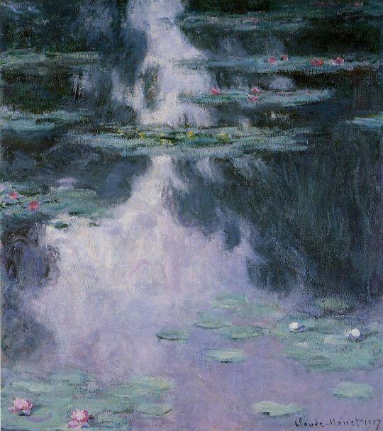 Водяные лилии 22