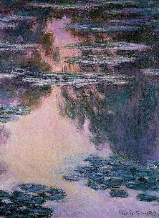 Водяные лилии 32