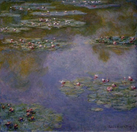 Водяные лилии 34