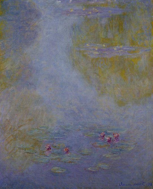 Водяные лилии 36