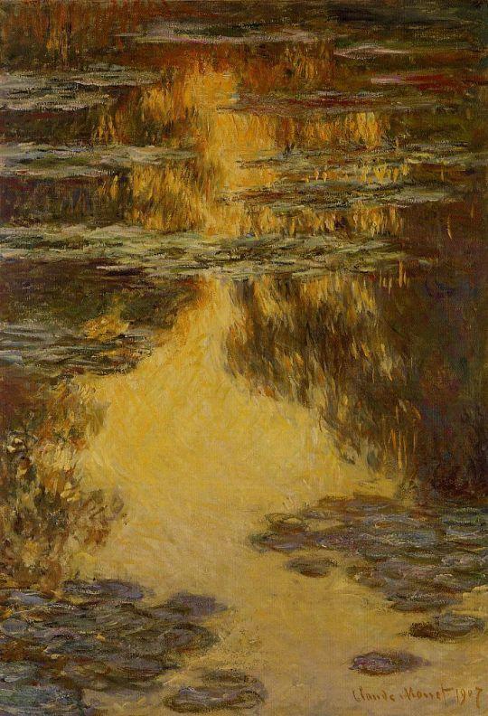Водяные лилии 42