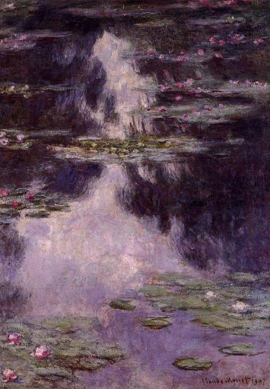 Водяные лилии 44