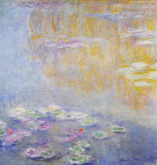 Водяные лилии 45
