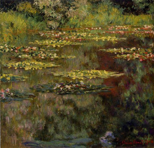 Водяные лилии 53