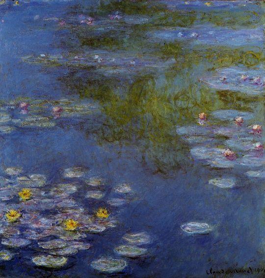 Водяные лилии 57