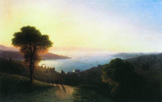 Вид Босфора