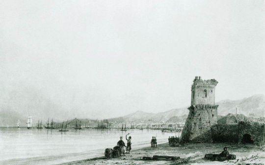 Генуэзская башня