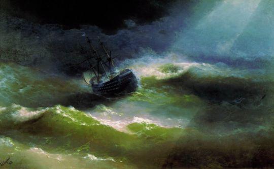Корабль Двенадцать апостолов