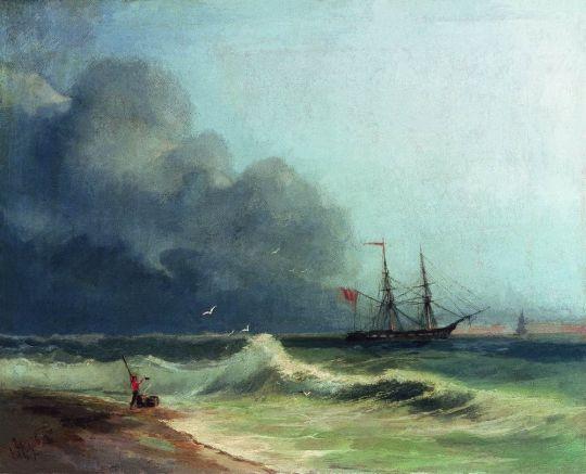 Море (3)