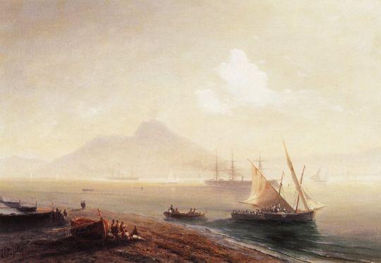 Морской залив