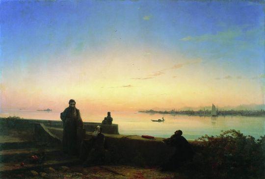 Мхитаристы на острове св. Лазаря. Венеция