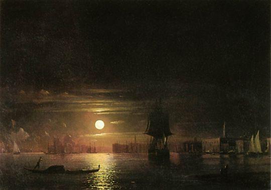 Ночь в Амальфи