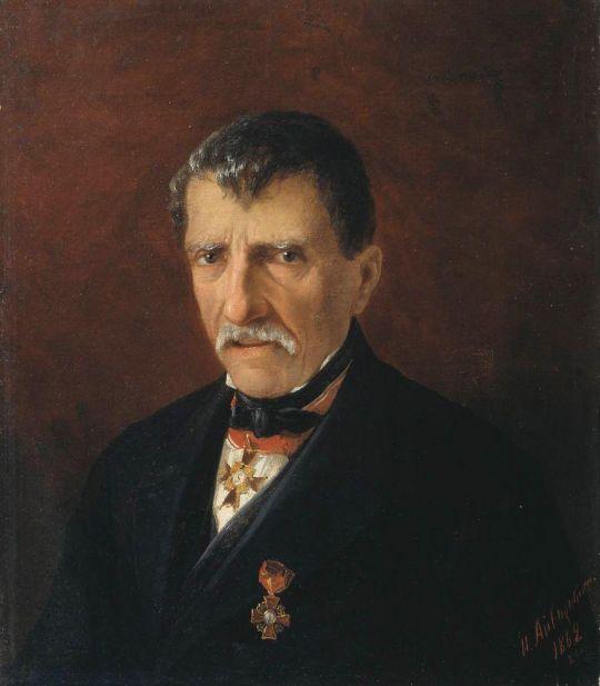 Портрет А.Халибяна, городской главы Нового Нахичевана