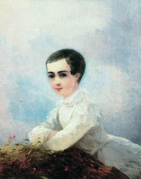 Портрет И.Х. Лазарева