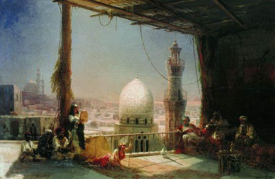 Сцены из каирской жизни