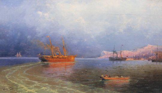 У берегов Ялты