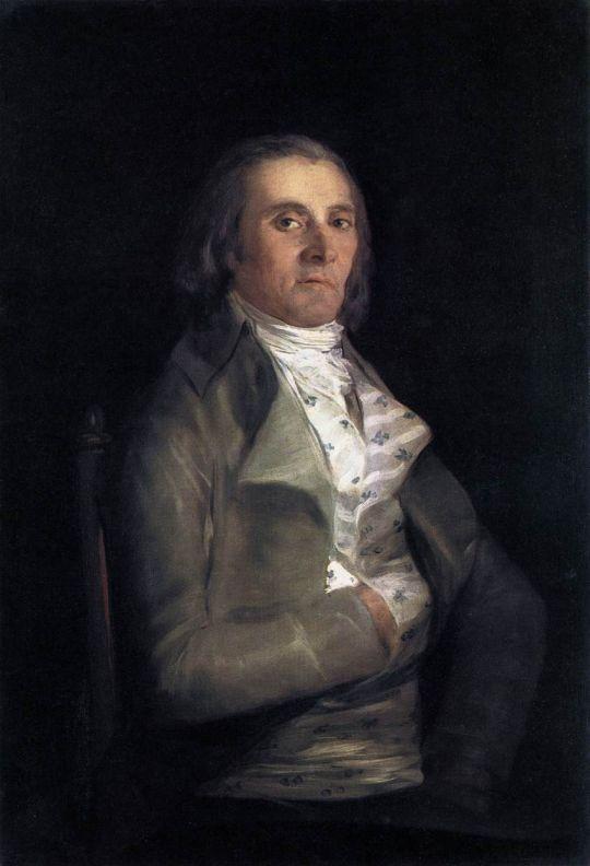 Портрет Андрес-дель-Перал