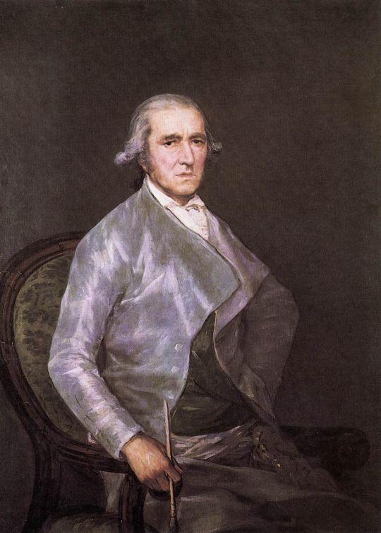 Портрет Франциска Байе